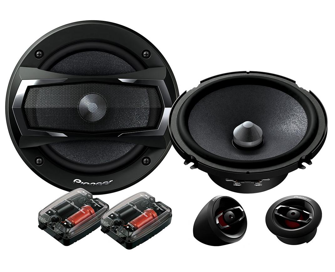 Auto audio&video Auto skaļruņi