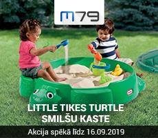 Little Likes Turtle