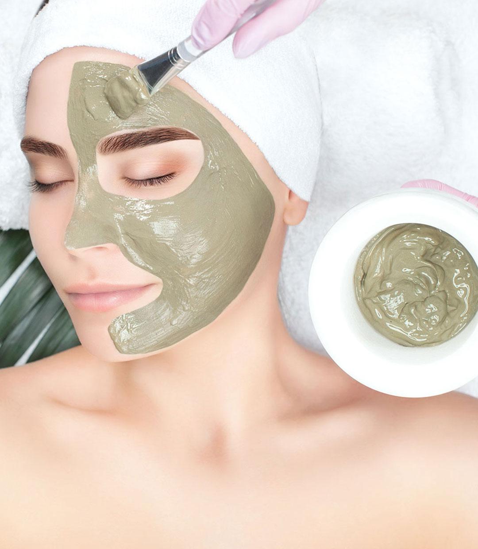 Kosmētika Sejas maskas