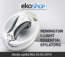 Remington epilators
