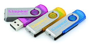 Ārējie datu nesēji USB  atmiņas kartes