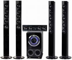 Audio Akustiskās sistēmas