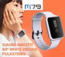 Amazfit Bip viedpulkstenis