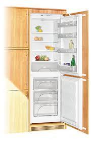 Iebūvējamā sadzīves tehnika Iebūvējamie ledusskapji