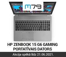 HP Zbook 15 Gaming