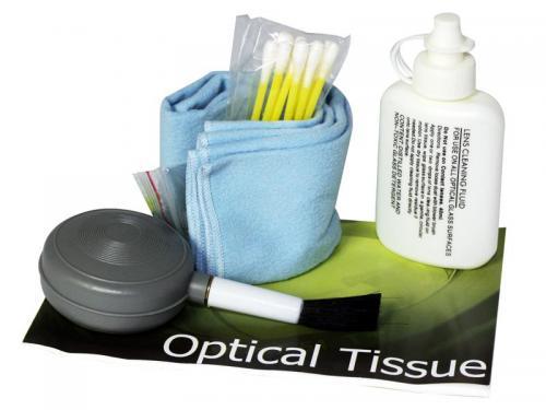 Optika un aksesuāri Optikas kopšanas līdzekļi