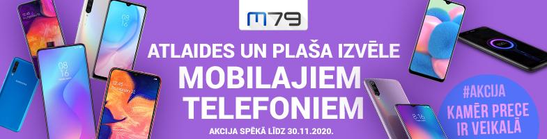 Izpārdošana mobilajiem telefoniem